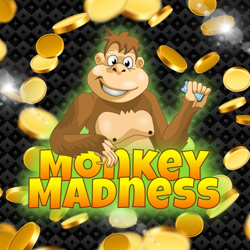 Wild Jungle: Monkey Madness-SocialPeta