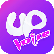 UpVoice - Group Voice Chat App-SocialPeta