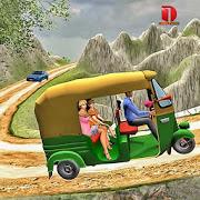 Mountain Auto Tuk Tuk Rickshaw : New Games 2019-SocialPeta
