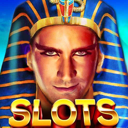 Slots Pharaohs ™ Slot Machine-SocialPeta