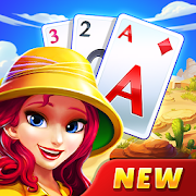 Solitaire TriPeaks Journey - Free Card Game-SocialPeta