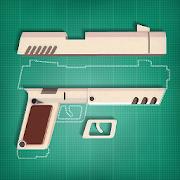 Gun Builder 3D-SocialPeta