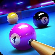 3D Pool Ball-SocialPeta