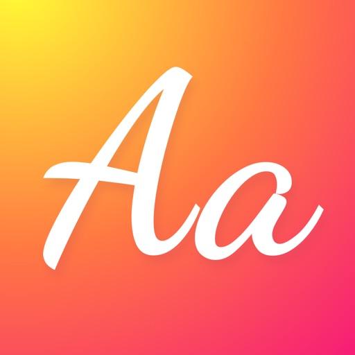 Fonts: Cool Font Keyboard-SocialPeta
