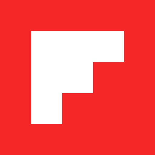 Flipboard: News for our time-SocialPeta