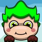 Cute Jump-SocialPeta
