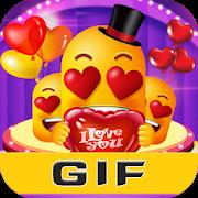 Love Emoji Gif For WhatsApp-SocialPeta