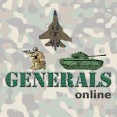 Generals Online-SocialPeta