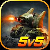 Rise of Tanks - 5v5 Online Tank Battle-SocialPeta