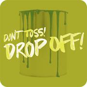 Don't Toss Drop Off-SocialPeta