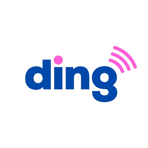 Ding Top-up: Mobile Recharge-SocialPeta