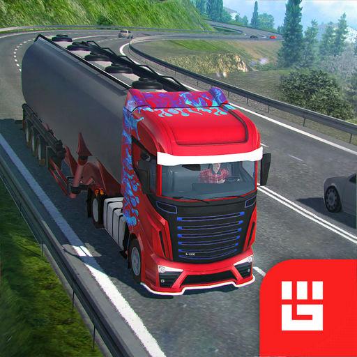 Truck Simulator PRO Europe-SocialPeta