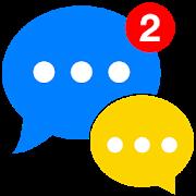 Messenger : All-in-One Messaging  Video Calling-SocialPeta