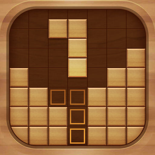Block Puzzle Wood-SocialPeta