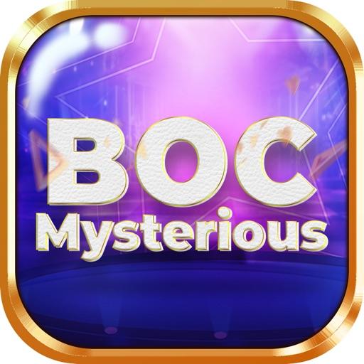 BOC MYSTERIOUS-SocialPeta