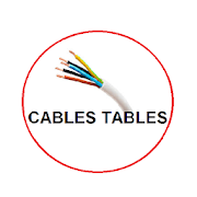 Electrical Cable Table: apps for electricians-SocialPeta