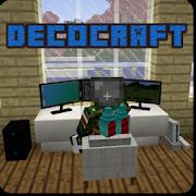 DecoCraft mod for Minecraft PE-SocialPeta