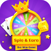 Spin and Earn – Big Wining game-SocialPeta