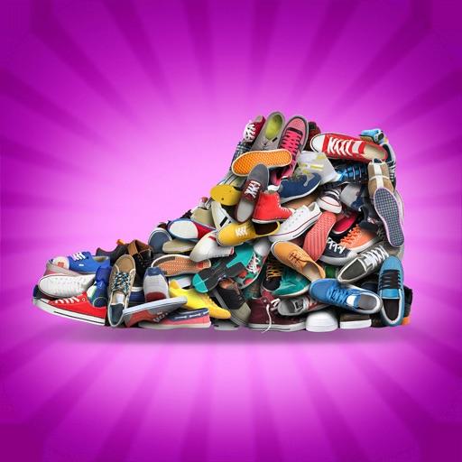 Sneaker Art!-SocialPeta