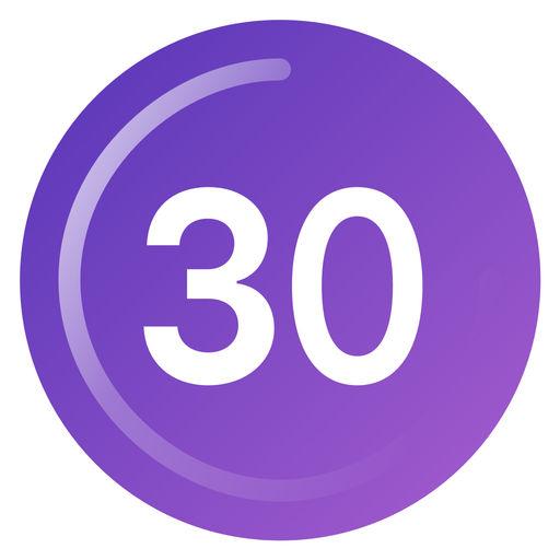 30 Day Fitness Challenge *-SocialPeta