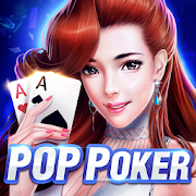 POP Poker—Texas holdem game online-SocialPeta