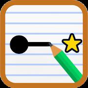 Doodle Lines: Connect dots-SocialPeta