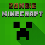 Zombie Minecraft-SocialPeta