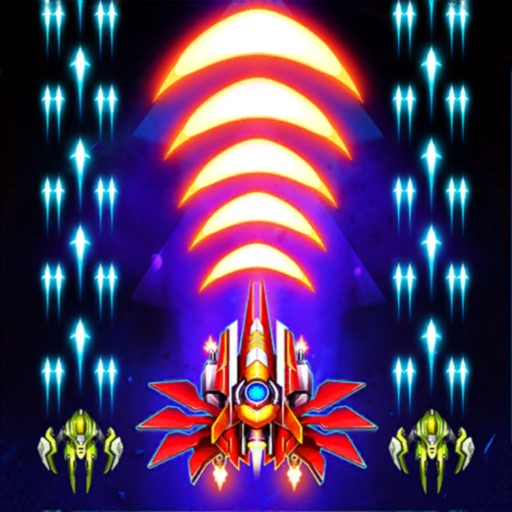 Infinite Shooting: Galaxy War-SocialPeta