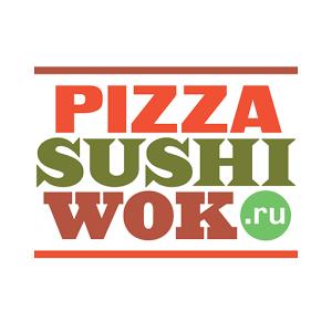 ПиццаСушиВок - доставка еды-SocialPeta