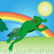 Jumping Frog-SocialPeta