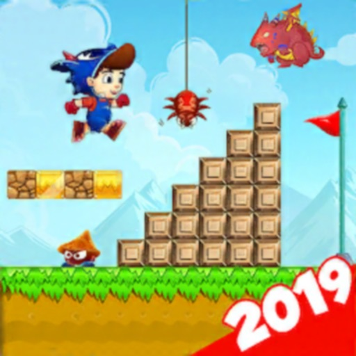 Super Bino Go 2: Jump N Run-SocialPeta