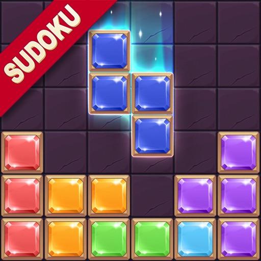 Gemoku: Block Puzzle + Sudoku-SocialPeta