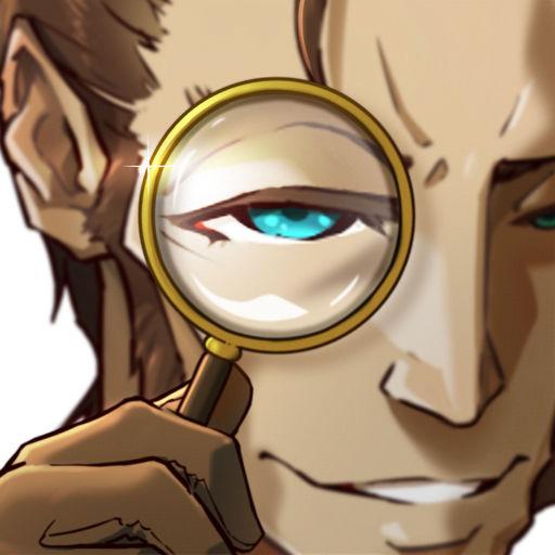 Detective Strange:Ghost case-SocialPeta