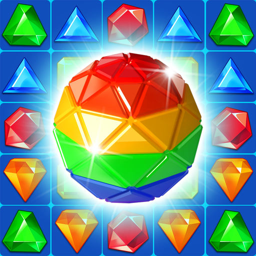 宝石パズル - ダイヤモンド国の旅-SocialPeta