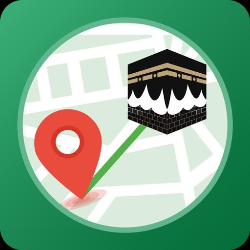 100% Qibla Finder-SocialPeta