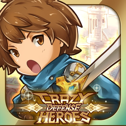 Crazy Defense Heroes-SocialPeta