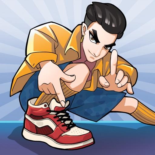别踩我的鞋-SocialPeta
