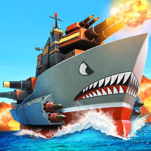 Sea Game: Mega Carrier-SocialPeta