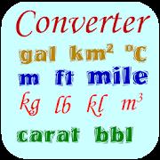 A+ Unit converter-SocialPeta