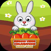Learn German Verbs Forms: Rabbit Grammar Game-SocialPeta
