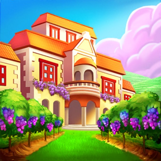 Vineyard Valley: Design Game-SocialPeta