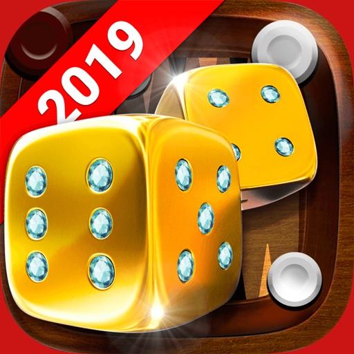 Backgammon Live™ #1 Board Game-SocialPeta