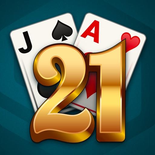 Play 21 - Blackjack Card Game-SocialPeta