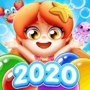 Bubble Shooter: Ocean Pop-SocialPeta