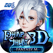 Pháp Thuật 3D – Fantasy M - VTC-SocialPeta
