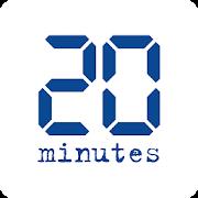 20 Minutes - l'actualité en continu-SocialPeta