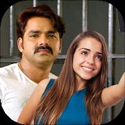 Selfie With Pawan Singh-SocialPeta