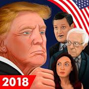 U.S. Political Fighting-SocialPeta