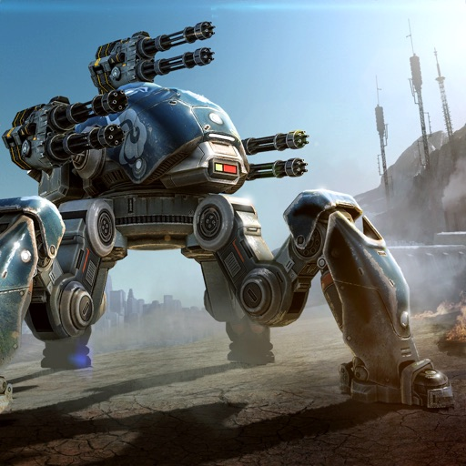 War Robots. PvP Multijugador-SocialPeta