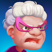 Angry Granny-SocialPeta